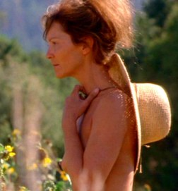 (t) Joan Allen in Off the Map. The exposure in this PG-13 film is demure and ...